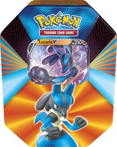 Pokémon: Lucario - V Forces Tin