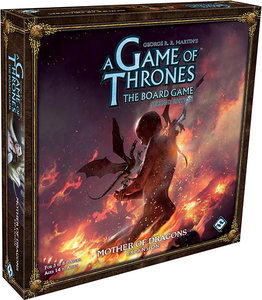 A Game of Thrones: The Board Game - Mother of Dragons (EN)