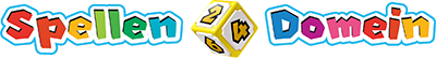 Logo Spellen Domein